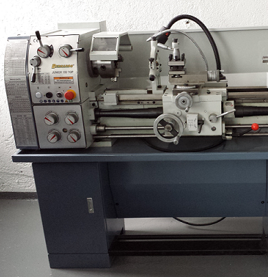 Drehmaschine Bernardo Junior 150 Top