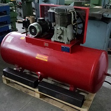 Kompressor Spannnagel 10-750-500 R